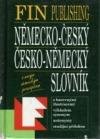 Německo-český, česko-německý slovník: S novým německým pravopisem