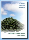 Učebnice zelených potravin (Chlorella Pyrenoidosa)