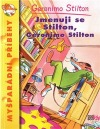 Jmenuji se Stilton, Geronimo Stilton obálka knihy