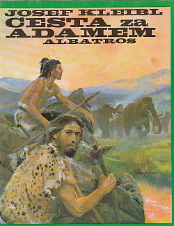 Cesta za Adamem obálka knihy
