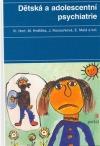 Dětská a adolescentní psychiatrie obálka knihy