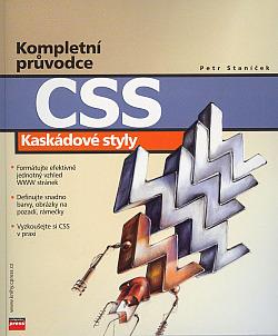CSS Kaskádové styly - Kompletní průvodce obálka knihy