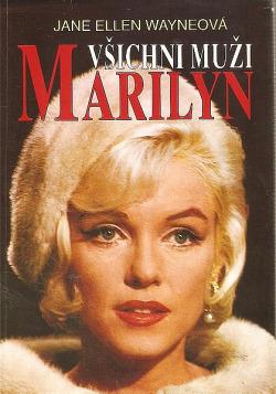 Všichni muži Marilyn obálka knihy