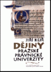 Dějiny pražské právnické univerzity
