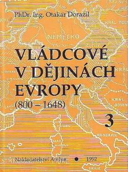Vládcové v dějinách Evropy 3 obálka knihy