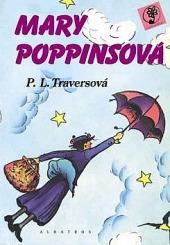 Mary Poppinsová obálka knihy