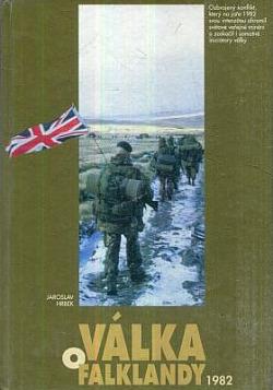 Válka o Falklandy 1982 obálka knihy