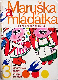 Maruška a mláďátka a jiné příběhy ze života obálka knihy
