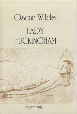 Lady Fuckingham obálka knihy