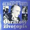 Oldřich Nový - Obrazový životopis obálka knihy