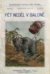 Pět neděl v baloně: Výzkumné cesty tří Angličanů po Africe