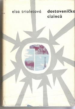 Dostaveníčko cizinců obálka knihy