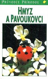 Hmyz a pavoukovci obálka knihy