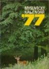 Myslivecký kalendář 1977