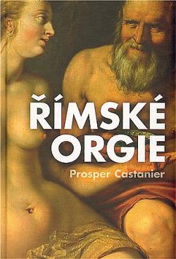 Římské orgie obálka knihy
