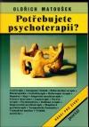 Potřebujete psychoterapii?