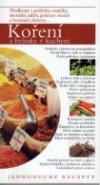 Koření a bylinky v kuchyni