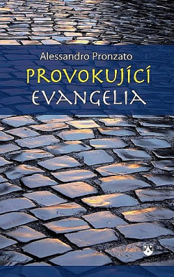 Provokující evangelia obálka knihy