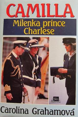 Camilla - milenka prince Charlese obálka knihy