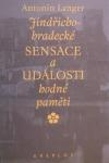 Jindřicho-hradecké sensace a události hodné paměti obálka knihy