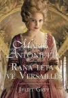 Marie Antoinetta: Raná léta ve Versailles obálka knihy