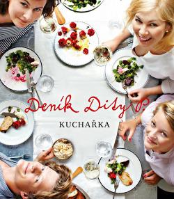 Deník Dity P. - Kuchařka obálka knihy