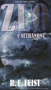 Zlo v Sethanonu obálka knihy