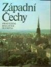Západní Čechy obálka knihy