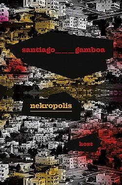 Nekropolis obálka knihy