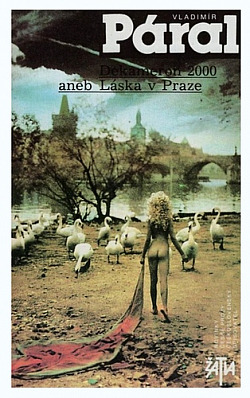Dekameron 2000 aneb Láska v Praze obálka knihy