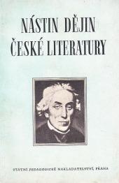 Nástin dějin české literatury