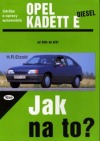 Údržba a opravy automobilů Opel Kadett E diesel