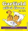 Garfield užívá života obálka knihy