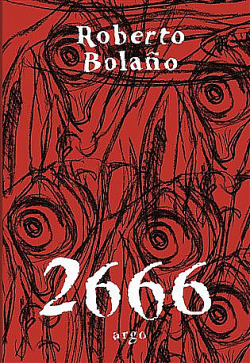 2666 obálka knihy