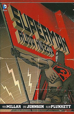 Superman: Rudá hvězda obálka knihy