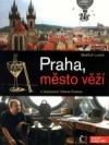 Praha, město věží obálka knihy