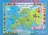 Obrázkový zeměpis: poznáváme s puzzle