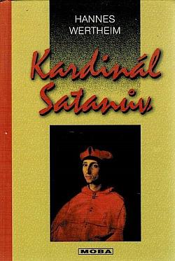 Kardinál Satanův obálka knihy