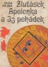 Žluťásek Apolenka a 33 pohádek obálka knihy