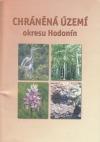 Chráněná území okresu Hodonín obálka knihy