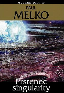 Prstenec singularity obálka knihy
