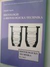 Histologie a histologická technika, 2. část obálka knihy