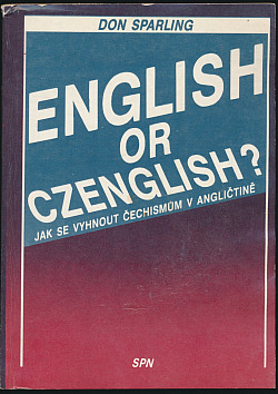 English or Czenglish? obálka knihy
