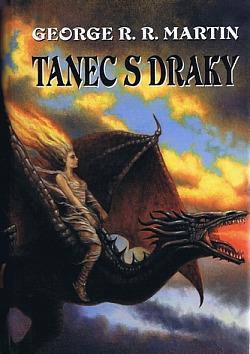 Tanec s draky obálka knihy