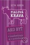 Fialová krava