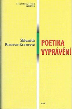 Poetika vyprávění obálka knihy