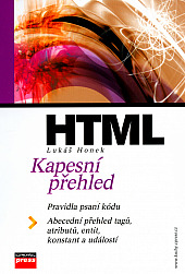 HTML - Kapesní přehled