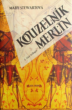 Kouzelník Merlin obálka knihy