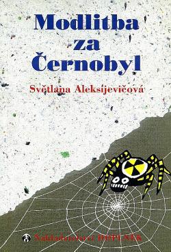Modlitba za Černobyl obálka knihy