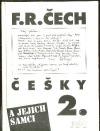 Češky a jejich samci 2.